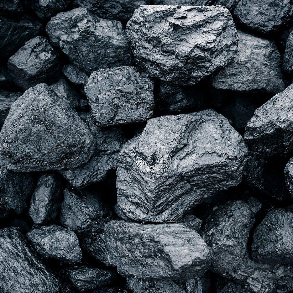 Дробилка для угля