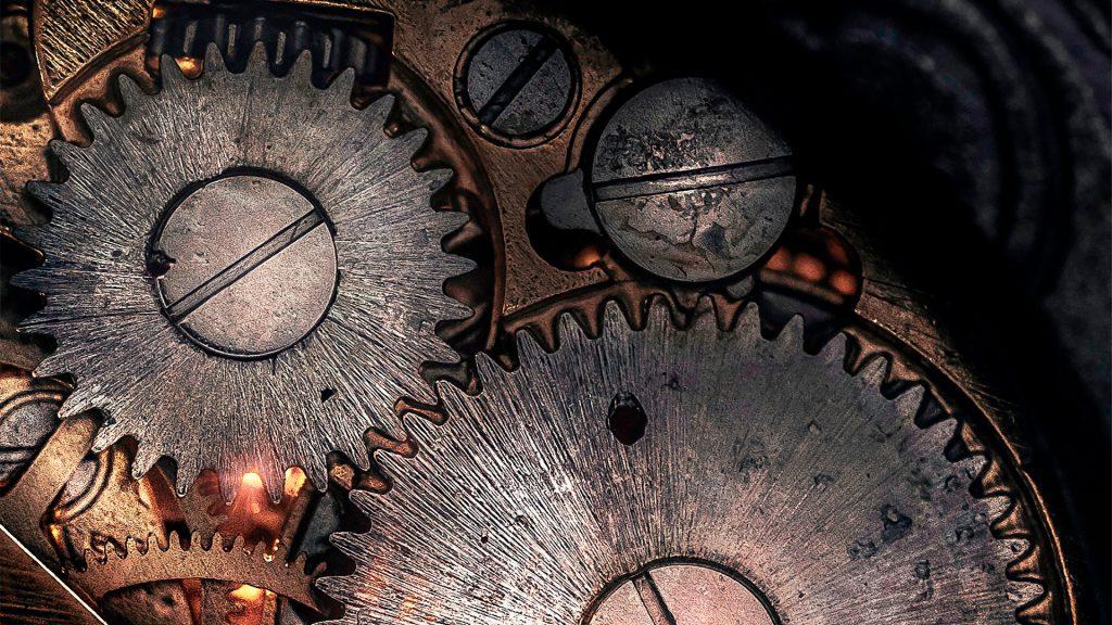 Милл Групп - Механизм, зубчатое колесо