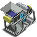 Шредер промышленный мини для наших клиентов